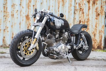 """Yamaha Virago 1100 """"Dragger"""" (Dogma Motorcycles) 85"""