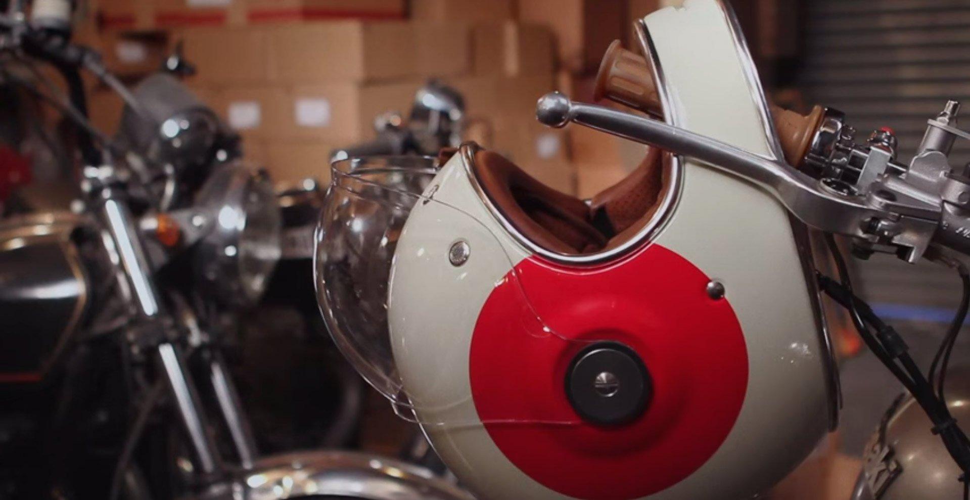 Casco Bell Bullitt. El casco integral vintage definitivo 50