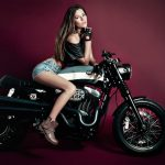 Harley Davidson XL1200 Nightster CRD#21 (Cafe Racer Dreams) 54
