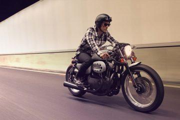 Harley Davidson Sportster Cafe Racer '99 (Deux Ex) 4