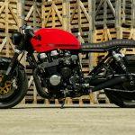 Honda CB 750 dm#1 92' - Cafe racer (Desideratum) 7