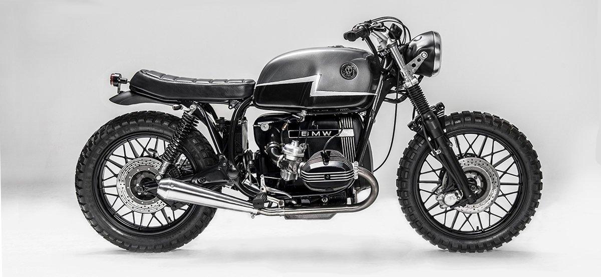 """BMW R100RT """"Bosbefok"""" (Los Muertos Motorcycles) 26"""