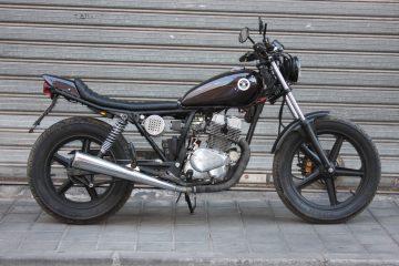 Honda CB 250 Cheap Tracker (Wheels Garaje) 11