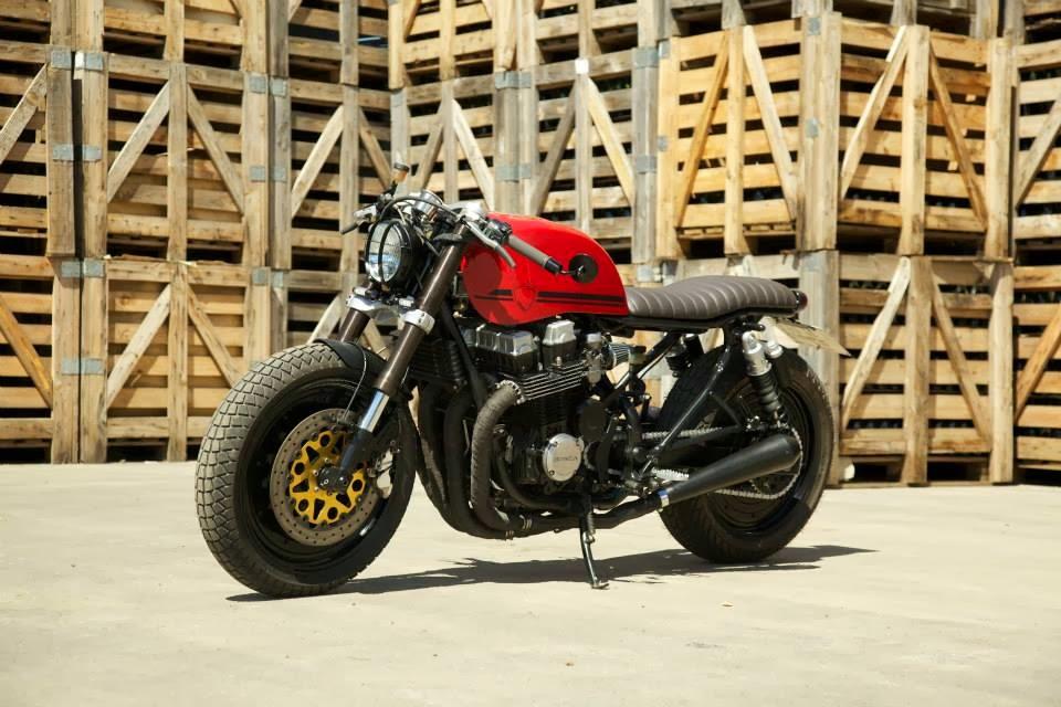 Honda CB 750 Dm1 92 Cafe Racer Desideratum