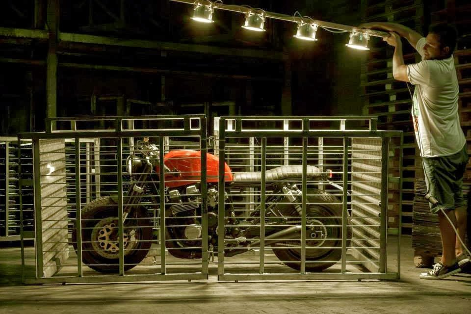 Honda CB 750 dm#1 92' - Cafe racer (Desideratum) 4