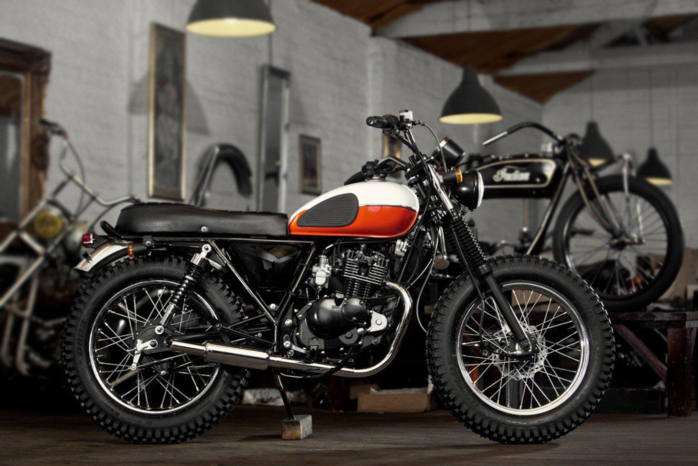 Motos chinas importadas con aspecto Vintage 4