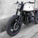 Honda CB 750 KZ Black Cream (CRD) 49