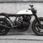 Honda CB 750 KZ Black Cream (CRD) 48
