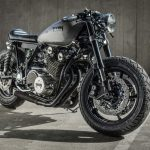 Yamaha XS850 Special Cafe Racer (Spin Cycles Industries) 7