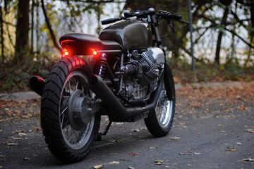 Moto Guzzi Le Mans IV  '80 (Revival Cycles) 9