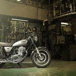 Yamaha SR 400. Rescatada para ser modificada. 3