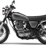 Yamaha SR 400. Rescatada para ser modificada. 6