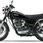 Yamaha SR 400. Rescatada para ser modificada. 7