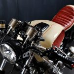 Suzuki GS550 Race Cream (Matteucci Garage) 55