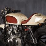 Suzuki GS550 Race Cream (Matteucci Garage) 54