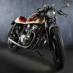 Suzuki GS550 Race Cream (Matteucci Garage) 52