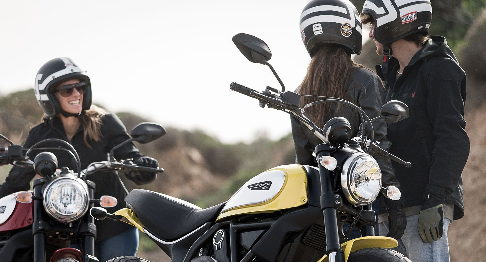 Nueva Ducati Scrambler 2015. The Land of Joy 10