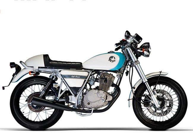motos chinas importadas con aspecto vintage caferaceros. Black Bedroom Furniture Sets. Home Design Ideas
