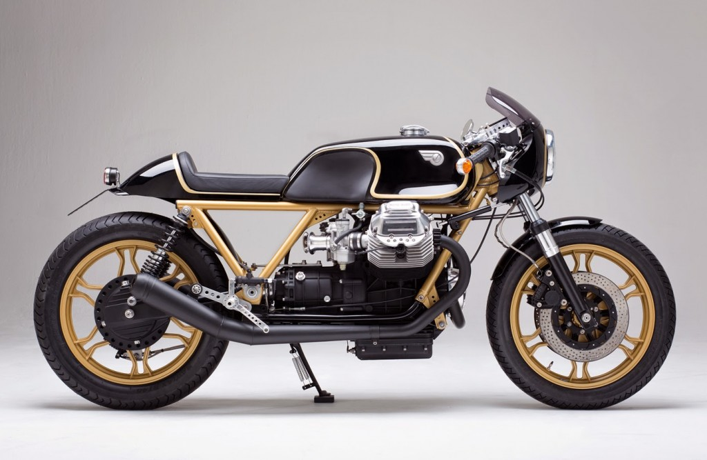 caferaceros - Moto Guzzi Le Mans III 850 by Kaffemaschine 01