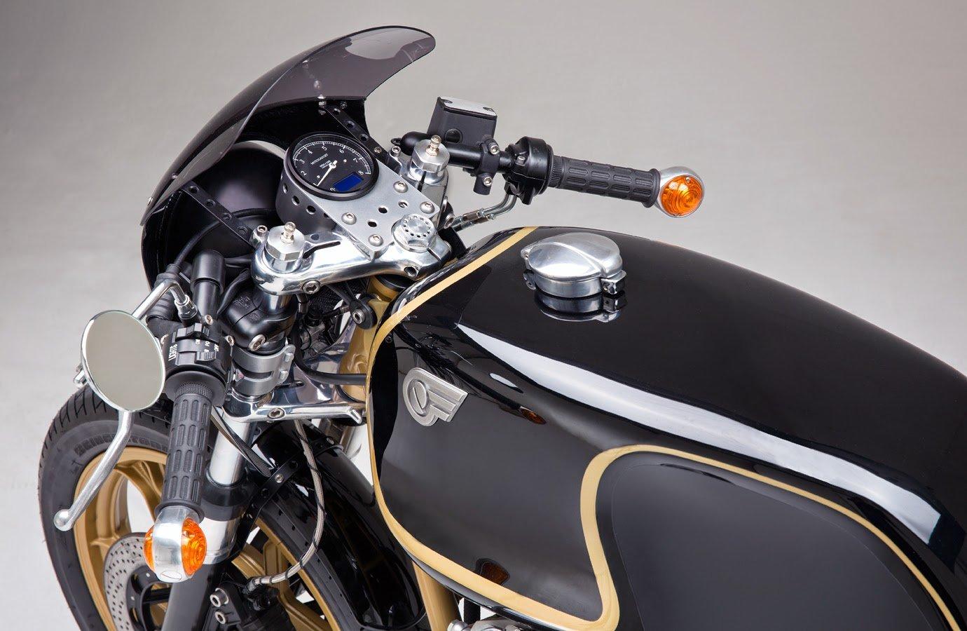 Moto Guzzi Le Mans III 850 (Kaffeemaschine) 4