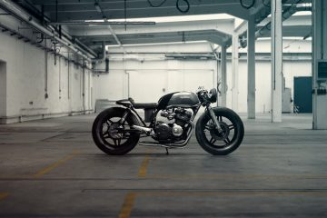 Honda CB 750 DOHC KZ Cafe Racer (Hookie Co.) 20