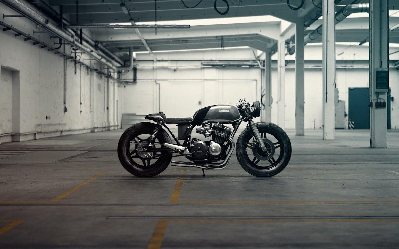 Honda CB 750 DOHC KZ Cafe Racer (Hookie Co.) 4
