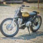 Cuatro proyectos sobre la BMW R nineT. BMW Motorrad Japan 18