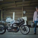 Cuatro proyectos sobre la BMW R nineT. BMW Motorrad Japan 33