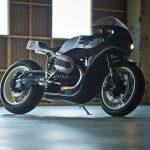 Cuatro proyectos sobre la BMW R nineT. BMW Motorrad Japan 28