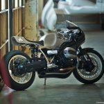 Cuatro proyectos sobre la BMW R nineT. BMW Motorrad Japan 76