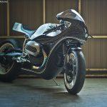 Cuatro proyectos sobre la BMW R nineT. BMW Motorrad Japan 81