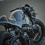 Cuatro proyectos sobre la BMW R nineT. BMW Motorrad Japan 11