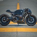 Cuatro proyectos sobre la BMW R nineT. BMW Motorrad Japan 16