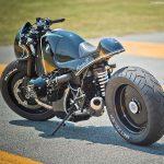 Cuatro proyectos sobre la BMW R nineT. BMW Motorrad Japan 10