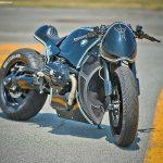 Cuatro proyectos sobre la BMW R nineT. BMW Motorrad Japan 64