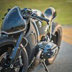 Cuatro proyectos sobre la BMW R nineT. BMW Motorrad Japan 12