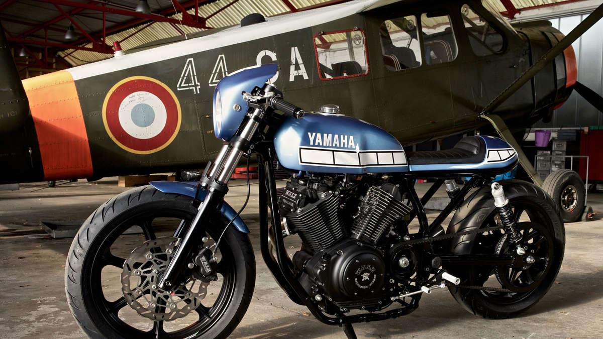 """Yamaha - XV950  """"El Ratón Asesino"""" (Markus Walz) 4"""