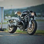 Cuatro proyectos sobre la BMW R nineT. BMW Motorrad Japan 54
