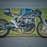 Cuatro proyectos sobre la BMW R nineT. BMW Motorrad Japan 2