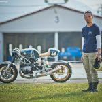 Cuatro proyectos sobre la BMW R nineT. BMW Motorrad Japan 9