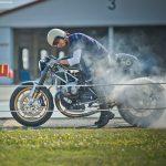 Cuatro proyectos sobre la BMW R nineT. BMW Motorrad Japan 56