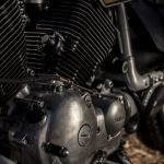 Yamaha Virago 535 Bull Dog (Old Empire Motorcycles) 4