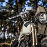 Yamaha Virago 535 Bull Dog (Old Empire Motorcycles) 9