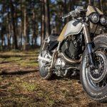 Yamaha Virago 535 Bull Dog (Old Empire Motorcycles) 2