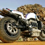 "Triumph RS Rocket III ""Slippery Sam""  (Palatina) 32"