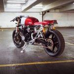 "Honda CB750 SevenFifty Cafe Racer ""Mk5"" (deBolex engineering) 4"
