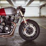 "Honda CB750 SevenFifty Cafe Racer ""Mk5"" (deBolex engineering) 52"