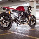 "Honda CB750 SevenFifty Cafe Racer ""Mk5"" (deBolex engineering) 48"