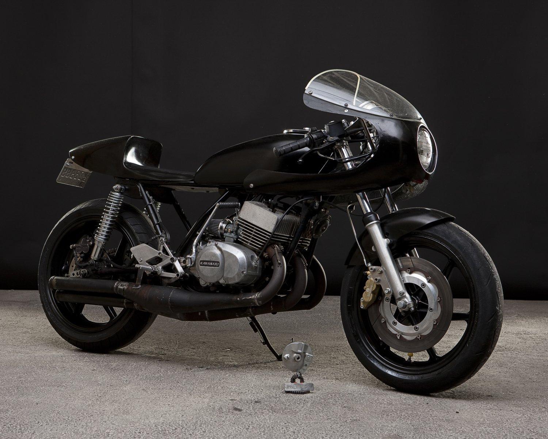 """Kawasaki S3 400 """"3x Two Stroke"""" (Vicious Cycle) 58"""