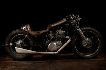 "Yamaha SR 250 ""The Winning Loser"" (El Solitario MC) 21"